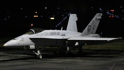 164274 - McDonnell Douglas F/A-18C Hornet - United States - US Marine Corps (USMC)