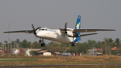 RDPL-34168 - Xian MA-60 - Lao Airlines