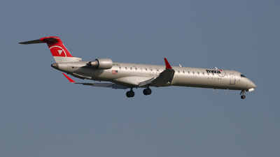 N907XJ - Bombardier CRJ-900ER - Northwest Airlink (Mesaba Airlines)