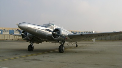 ZS-OIJ - Beech 18 - Unknown