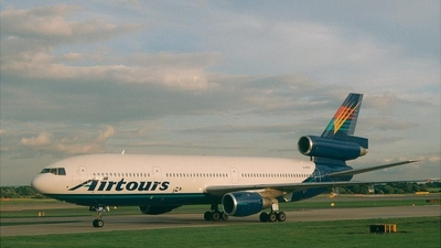 G-DPSP - McDonnell Douglas DC-10-10 - Airtours International Airways