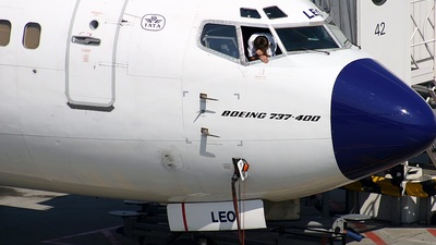 HA-LEO - Boeing 737-4Y0 - Malév Hungarian Airlines