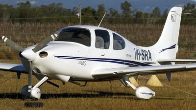 VH-SRA - Cirrus SR20 - Private