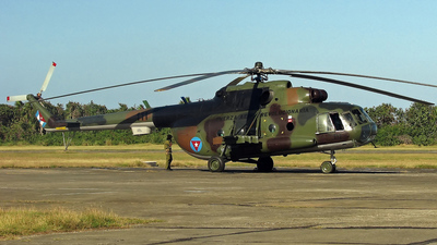 111 - Mil Mi-17 Hip - Cuba - Air Force