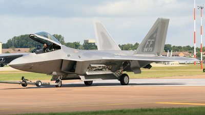 05-4094 - Lockheed Martin F-22A Raptor - United States - US Air Force (USAF)