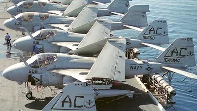 CVN-69 - Aircraft Carrier - Ramp