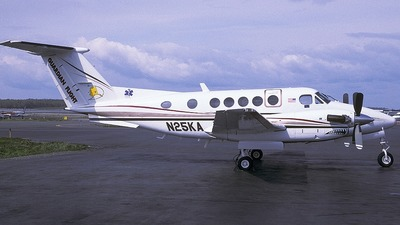 N25KA - Beechcraft 200 Super King Air - Guardian Flight