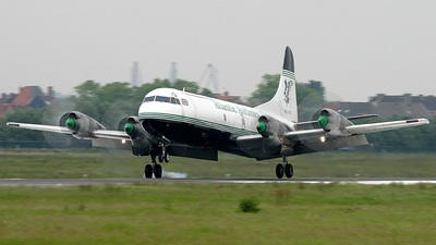 G-FIJV - Lockheed L-188A(F) Electra - Atlantic Airlines