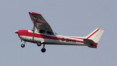 G-BHYR - Reims-Cessna F172M Skyhawk - Private
