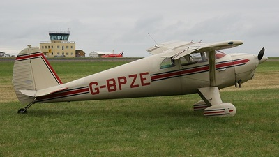 A picture of GBPZE - Luscombe 8E Silvaire Deluxe - [3904] - © Paul Chandler