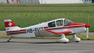 HB-EUZ - Jodel DR250/160 Capitaine - Private