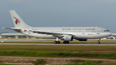 A7-AFA - Airbus A300B4-622R - Qatar Airways