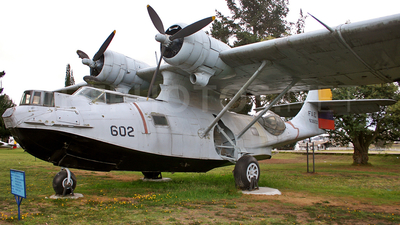 FAE53602 - Consolidated PBY-5A Catalina - Ecuador - Air Force