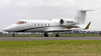 N76XR - Bombardier Learjet 60XR - Global Flight
