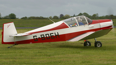 G-BDEH - Jodel D120A Paris-Nice - Private