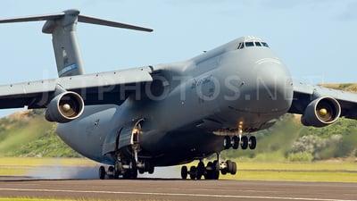 87-0033 - Lockheed C-5B Galaxy - United States - US Air Force (USAF)