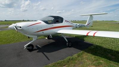 C-GEPV - Diamond DA-20-C1 Eclipse - Diamond Aircraft Industries