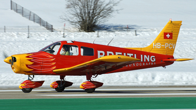 A picture of HBPCV - Piper PA28140 - [287725096] - © Jean-Charles Sautaux