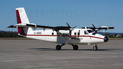 A picture of CGIED - De Havilland Canada DHC6300 Twin Otter - PAL Airlines - © ErikF