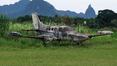S9-TAK - Cessna 402A - Private