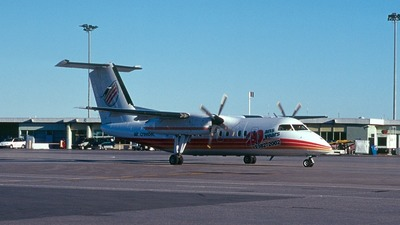 C-GJOP - Bombardier Dash 8-102 - Air Creebec