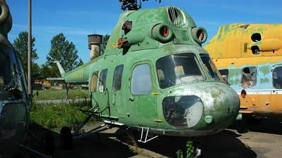 RA-14321 - PZL-Swidnik Mi-2 Hoplite - Unknown