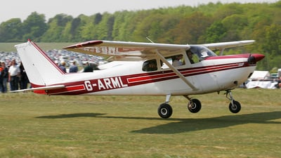G-ARML - Cessna 175B Skylark - Private