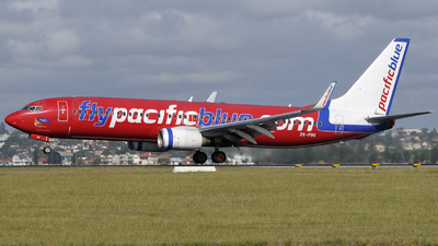 ZK-PBG - Boeing 737-8FE - Pacific Blue Airlines