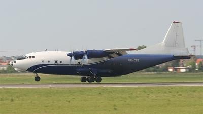 UR-CEZ - Antonov An-12BK - Aerovis Airlines