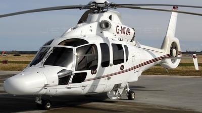 G-NIVA - Eurocopter EC 155B1 Dauphin - Starspeed