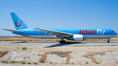 OO-JAP - Boeing 767-38E(ER) - Jetairfly