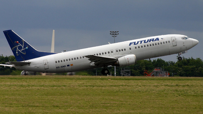 EC-GNZ - Boeing 737-4Y0 - Futura International Airways