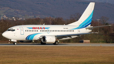 VQ-BAB - Boeing 737-56N - Yamal Airlines