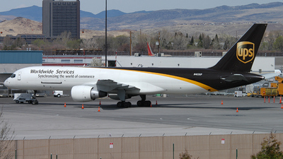 A picture of N403UP - Boeing 75724APF - UPS Airlines - © Jason Whitebird