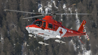HB-XWD - Agusta A109K2 - REGA - Swiss Air Ambulance