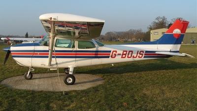 G-BOJS - Cessna 172P Skyhawk II - The Pilot Centre Denham