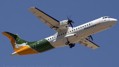 5H-PWD - ATR 72-212A(500) - Precision Air