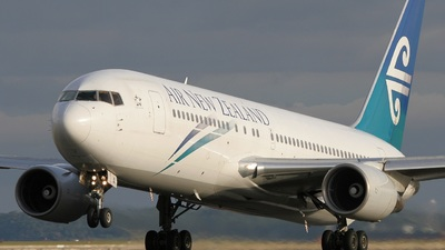 ZK-NBA - Boeing 767-219(ER) - Air New Zealand