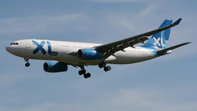 F-GRSQ - Airbus A330-243 - XL Airways France