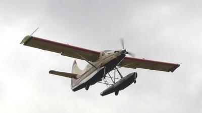 C-FVQD - De Havilland Canada DHC-3 Otter - Private