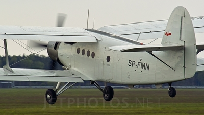 SP-FMN - Antonov An-2P - Private