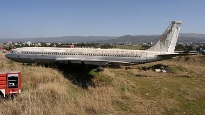 5Y-BBK - Boeing 707-351B - Kenya Airways