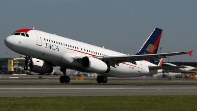EI-TAF - Airbus A320-233 - TACA International Airlines