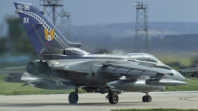 ZG756 - Panavia Tornado GR.4 - United Kingdom - Royal Air Force (RAF)