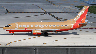 N350SW - Boeing 737-3H4 - Southwest Airlines