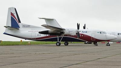PH-LMT - Fokker 50 - Arik Air