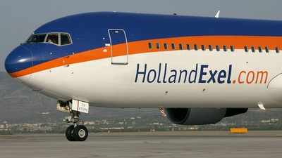 PH-MCV - Boeing 767-31A(ER) - HollandExel
