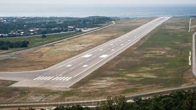 URKG - Airport - Runway