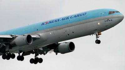 HL7371 - McDonnell Douglas MD-11(F) - Korean Air Cargo