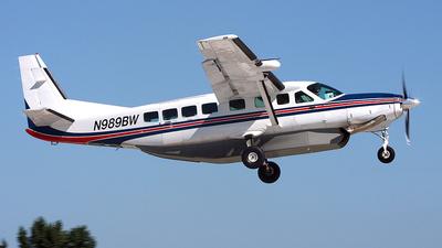 A picture of N989BW - Cessna 208B Grand Caravan - [208B1058] - © Paul Chandler